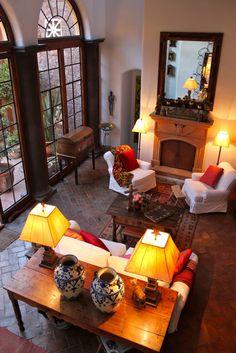 Mexican decor: Casa Carole. San Miguel de Allende,Mexico