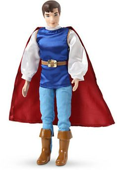 Disney The Prince Classic Doll - Snow White and the Seven Dwarfs - 12'' H on shopstyle.com
