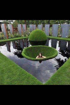 Great yard idea!!!