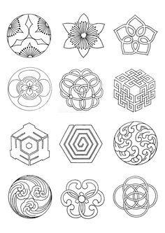 Engraved flower designs samples for headstone memorials