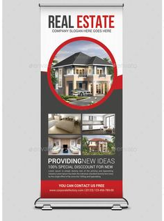 awesome 18 Nice Real Estate Signage Templates (Billboard & Banner)