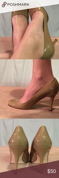 New Kate Spade Tumbleweed Colored Pumps These shoes are Brand New/Never Worn and are in PERFECT CONDITION. The heel height of this shoe is 3.5 inches tall. kate spade Shoes Heels