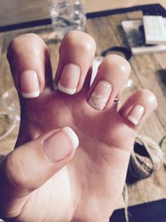 New ideas for nails art french manicure gel French Manicure Gel, French Nails, Black Nail Designs, Acrylic Nail Designs, Acrylic Nails, Purple Pastel, Purple Nails, Nails Gelish, Gel Nails