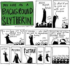 I still enjoyed this and I'm a Griffyndor!