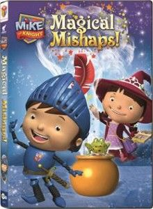 10 Cute Characters From Mike the Knight: Magical Mishaps + Giveaway Kid Movies, Movie Tv, Cute Characters, Disney Characters, Fictional Characters, Mike The Knight, Frank Welker, Kids Shows