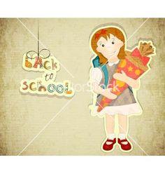 Back to school vector by elfivetrov on VectorStock®