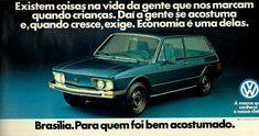 1979 VW Brasilia LS - Brasil