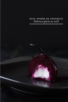 beet and goat cheese bomb (by Christelle is Flabbergasting)