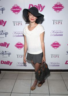 Nora Zehetner Photos: The Daily Beauty Bar Presented by Softcup - Day 1