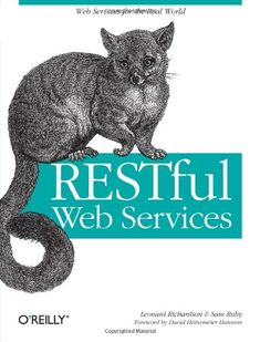 I've read and am using this #book on #restful #web #services (#webservices) by #LeonardRichardson and #SamRuby from #amazon  to implement my idea on the Chraki Language Server (#chrakilanguageserver)