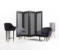 Chairs | Seating | Lunar Collection | Stellar Works | SPACE Cph-... Check it out on Architonic