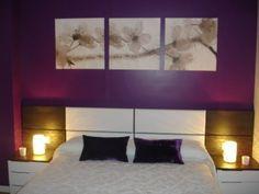 AYUDA: Cómo combinar dos colores para las paredes del dormitorio?   Decorar tu casa es facilisimo.com