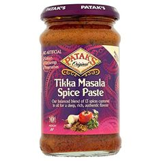 Good Pataks Medium Tikka Masala Curry Paste 283g Pack Of 6 *** Click Image To Design Inspirations