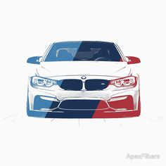 BMW M4 (F82) in M colors