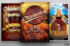 """**This item is also included in 2 flyer bundles:**- **Massive 300 Flyers Bundle:** https://crmrkt.com/9O9Ee- **114 Seasonal/Holidays Flyers Bundle:** https://crmrkt.com/J76DVYou might as well be interested at the """"Oktoberfest Flyer Bundle V2"""": https://crmrkt.com/zWzVm------**OKTOBERFEST FLYER BUNDLE"""