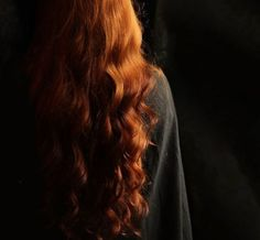 A New Name for Redheads: 'Fuego', not Ginger