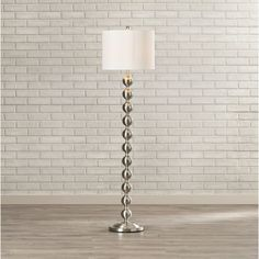 "Found it at AllModern - Pellston 59"" Floor Lamp"