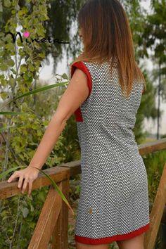 faldaopantalon.blogspot.com.es con DRESS NEWYORK PICOS