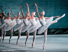Mariinsky Theater's Corps Ballet, Saint Petersburg, Russia