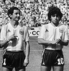 Los # no coinciden con los lados, Ardiles y Diego  1982.