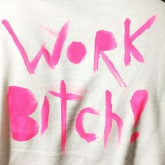 You better work! #work #workbitch #bitch #covergirl #paint