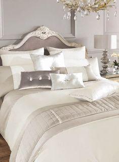 Kylie Minogue Yarona Truffle Bedding Set - bedding sets - bedding sets - bedding - Home & Lighting /BHS £60 - double