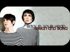 Tegan and Sara - Back In Your Head [HD]