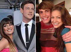 According to a source a Glee couple has become engaged!! Could it finally be Cory Monteith (Finn) and Lea Michele ( Rachel) ? This Glee couple have been dating for two years now. We would like to see a big ring on Lea's finger for sure! Could it be the newest Glee couple Melissa Benoist( Marley) and Blake Jenner ( Ryder).