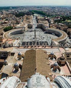 Ubi Petrus #roma #igersroma #romeandyou #ig_rome #romeitaly #ig_roma #loves_roma_ #igersitalia #italian_trips #italian_places #visititalia #instaitalia #europe_vacations #vsco #ig_italy #ig_italia #igs_europe #ig_europe #loves_madeinitaly #worldplaces #worldshotz #euro_shot #wu_europe #igworldclub #cbviews #citybestpics by terrenik