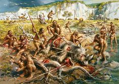 The Boxgrove Paleolithic Site by Mike Codd