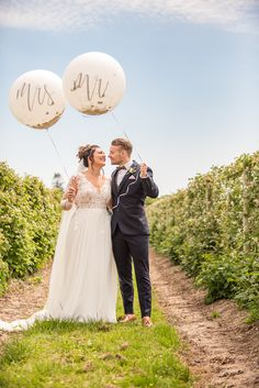 Giant Balloons Mr Mrs Sopley Lake Wedding One Thousand Words #GiantBalloons #Balloons #WeddingBalloons #Wedding Lake Wedding Venues, Wedding Ceremony, Wedding Day, Marquee Wedding, Wedding Balloons, Father Of The Bride, Wedding Couples, Newlyweds, Real Weddings