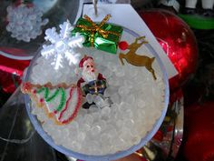 Craft Goodies: Day 2- I Spy an Ornament!