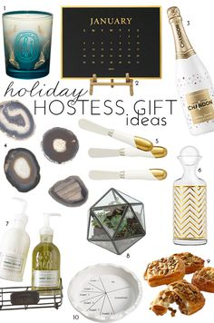21 perfect hostess gifts for $10 or less | gift ideas | pinterest