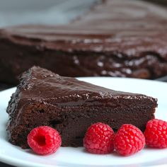 Sladke - chocolate fudge cake