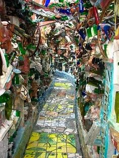 Magic Garden, Philadelphia