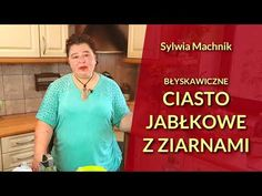 Błyskawiczne Ciasto Jabłkowe z Ziarnami - YouTube Polo Shirt, T Shirt, Youtube, Mens Tops, Fashion, Supreme T Shirt, Moda, Polos, Tee