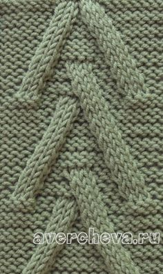 узор 559 - knitting stitch