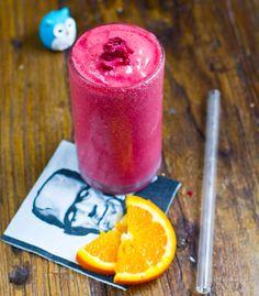 Raspberry Ritual Vitality Smoothie