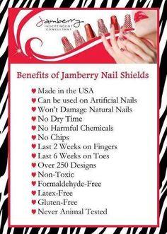 Why Jamberry?      www.jamminbarefoot.com