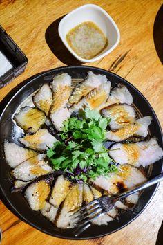 Grilled pork neck from Superthai in Damansara Uptown