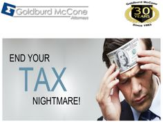 Our team, which has many years of experience in settlement of tax liability. you can direct to proceed our office and get free from tax liability issues. for more information visit our website http://www.goldburdmccone.com/portfolio-item/make-an-offer-in-compromise/