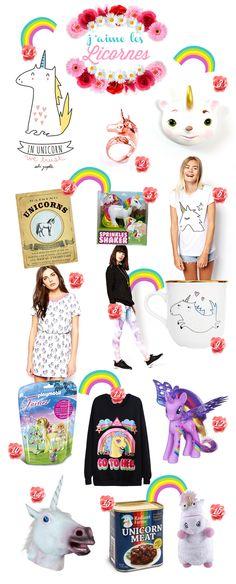 J'aiiiime les licornes ! | Poulette Magique