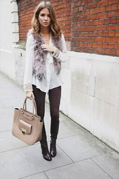 Faux Fur- Where Style and Warmth Meet | frivolousfringe