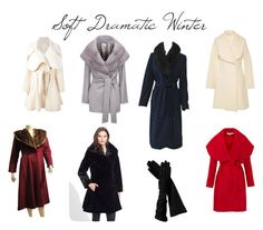 Soft Dramatic Winter by ithinklikeme on Polyvore featuring polyvore, fashion, style, Gallery, Cinzia Rocca, Keepsake the Label, J.W. Anderson, softdramatic and kibbesoftdramatic
