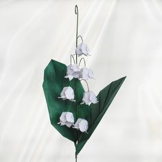 """""""Origami Lily of the Valley""""- Worldwide Delivery - $19.99"""