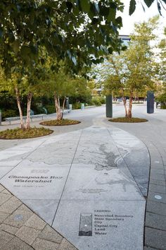 7---Chesapeake-Bay-Watershed-on-Granite-Pavement