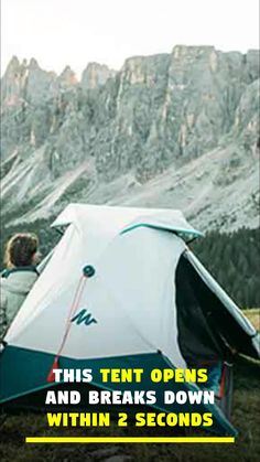 Tent Camping, Camping Gear, Ultralight Backpacking Gear, Camping Gadgets, Diy Camping, Camping Survival, Survival Gear, Camping Hacks, Outdoor Camping