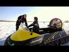 Ilmatyynyalukset Navigare-televisio-ohjelmassa. Katso lisää www.rafhovercraft.fi www.facebook.com/ilmatyynyalus