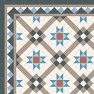 Victorian and Contemporary Geometric Floor Tile Designs Victorian Hallway Tiles, Tiled Hallway, Floor Patterns, Tile Patterns, Victorian Front Garden, Encaustic Tile, Indochine, Bath Decor, Tile Design