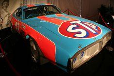 1974 Richard Petty STP Dodge Charger Daytona 500 winner by The Freewheeling Daredevil, via Flickr